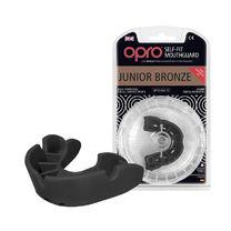 Капа OPRO Junior Bronze (Black, 002185001)