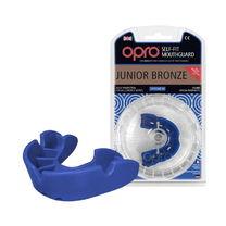 Капа OPRO Junior Bronze (Blue, 002185002)