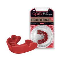 Капа OPRO Junior Bronze (Red, 002185005)