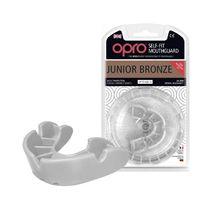 Капа OPRO Junior Bronze (White, 002185006)