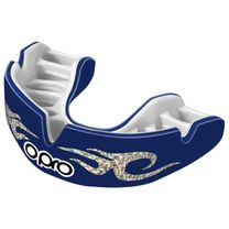 Капа OPRO Power-Fit Bling-Urban (Blue/White, 002269006)