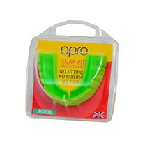 Капа OPRO Snap-Fit Junior (Neon Green, 002143003)