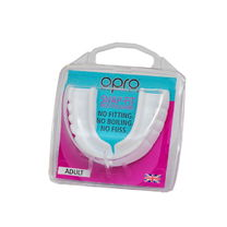 Капа OPRO Snap-Fit (White, 002139010)