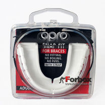 Капа OPRO Snap-Fit for Braces (White, 002318004)