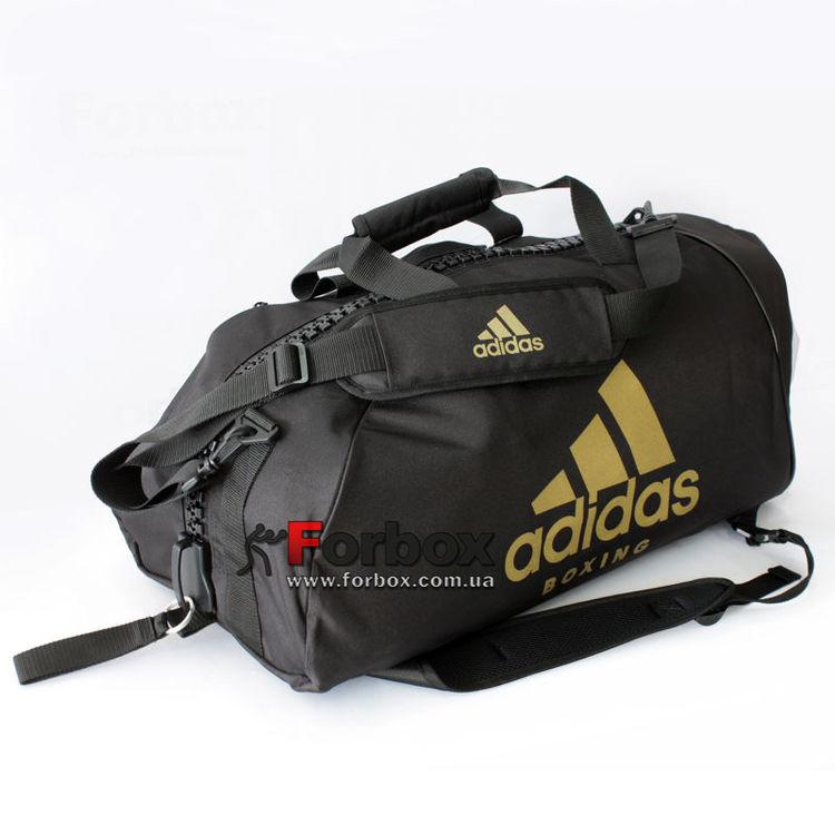 4dc47d44faab Сумка спортивна трансформер (сумка-рюкзак) Adidas з логотипом BOXING 62см *  31см *