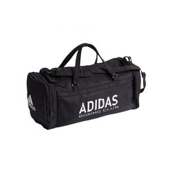 Сумка спортивная Adidas Boxing Club тканевая (AdiACC104-B, черная)