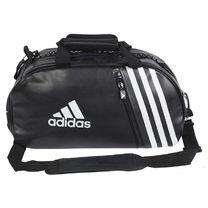 Сумка спортивная Adidas Super Sport на основе PU (adiACC050, черная)