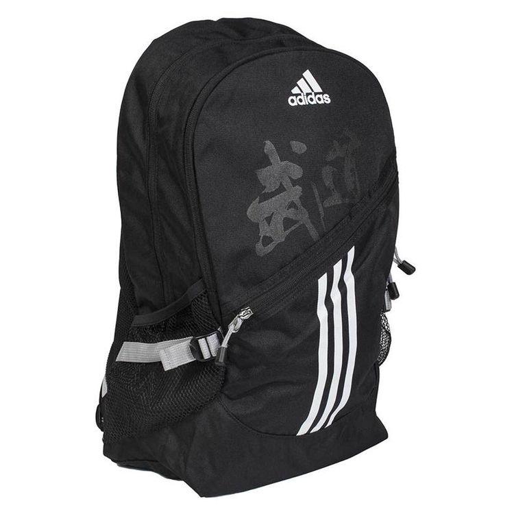 c7a85e9be22d Рюкзак спортивный Adidas тхэквондо (ADIACC98, черный) купить в ...
