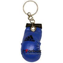 Сувенирные перчатки Adidas каратэ (adiACC010, синие)