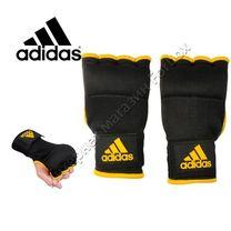 Швидкі бинти Adidas внутрішні рукавиці Super Inner Glove (ADIBP02, чорна)
