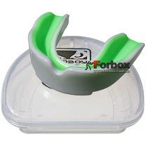 Капа одночелюстная Bad Boy в коробочке детская (BO-6005, бело-зеленая)