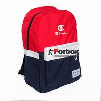 Рюкзак спортивный городской Champion (805-BLR, сине-красный)
