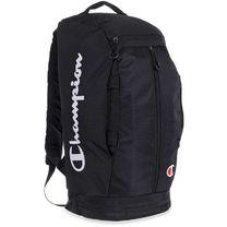 Сумка-рюкзак 2 в 1 Champion 54см 24см с отделением для обуви (9101-BK, черный)