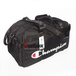 Сумка для спортзала Champion (GA-809-BK, чорний)