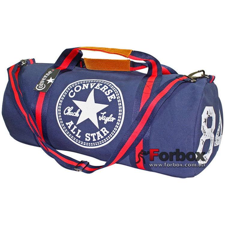e45408afebec Сумка спортивная Converse Бочонок (GA-0520, синий) купить в магазине ...