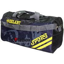 Сумка спортивная Zelart Бочонок Duffle Bag 38см*21см*21см (GA-4120, черная)