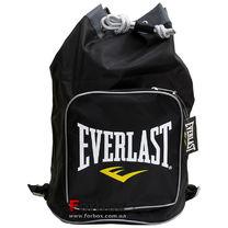 Сумка-рюкзак спортивная Everlast полиэстер (GA-0524, черная)