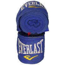 Бинти боксерські еластан Everlast MA-5465 (3м, синій)