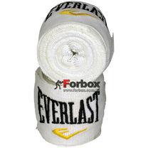 Бинты боксерские эластан Everlast MA-5465 (3м, белый)