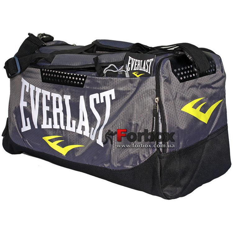 f344a4f6bb98 Сумка спортивная Everlast (GA-5677-4, серый) купить в магазине Forbox