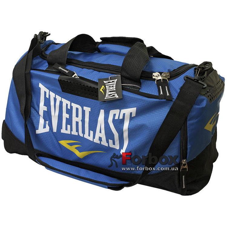 3ebad5c634b1 Сумка спортивная Everlast (GA-5677-1, черный-синий) купить в ...