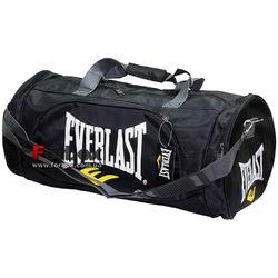 Сумка для спортзала Бочонок Everlast (GA-016-BK, черная)