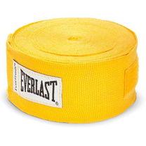 Бинты для бокса Everlast Pro Style (4456B, желтые)
