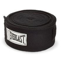 Бинты для бокса Everlast Pro Style (4456B, черные)