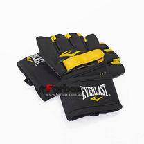 Гелевая внутренняя перчатка из неопрена Everlast (BO-0400, черно-желтый)
