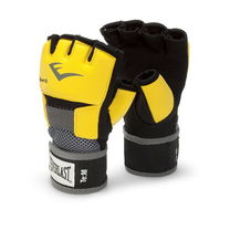 Гелевые перчатки Evergel Everlast Hand Wraps (4355-yl, желтые)