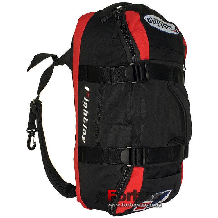 982abcd33b3c Спортивная сумка-рюкзак Fighting Sports Undisputed Champ Bag (FSBAG1,  черно-красный)