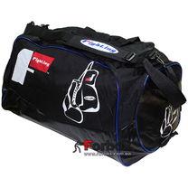 Сумка спортивная Fighting Sports Tri-Tech tenacious equipment bag (fsbag9, черная)