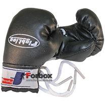 Сувенірні рукавиці Mini Fighting Sports (WINMBG, чорні)