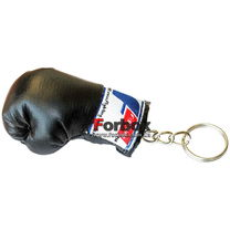 Сувенирная перчатка брелок на ключи Fighting Sports (winbgkr, черная)