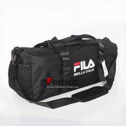 Сумка для спортзала FILA (GA-806-BK, чорний)