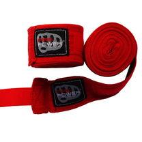 Бинты FirePower хлопковые Red (FPHW4-R, Красный)