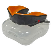 Капа FirePower Polaris Gel черно-оранжевая