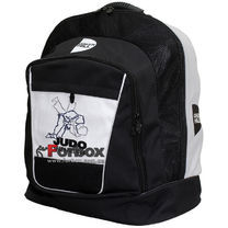 Спортивный рюкзак Green Hill Judo тканевая (SBJ-10333, черно-белый)