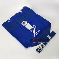 Сумка-рюкзак Green Hill Judo із тканини (JBA-10336, синя)