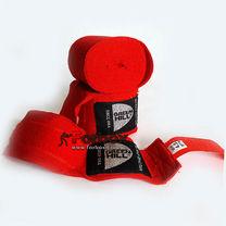 Боксерські бинти Green Hill еластичні (BP-6232, червоні)
