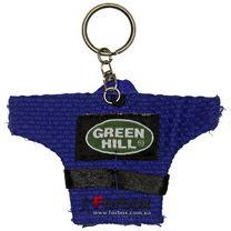 Сувенирное кимоно Green Hill на кольце (JS-125, синее)
