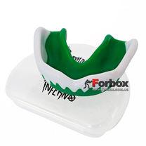 Капа односторонняя двухкомпонентная Vampire в коробочке (BO-1997, зеленый)