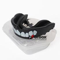 Капа односторонняя Vampire детская в коробочке (BO-3504-S, черная)
