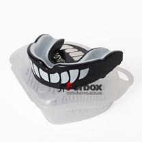 Капа односторонняя Vampire взрослая в коробочке (BO-3503-L, черная)