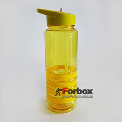 Бутылка для воды спортивная Power Play (SBP-1, желтый)