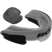 Капа боксерська RDX Gel 3D Elite Gray Junior