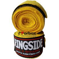 Бинты боксерские Ringside Mexican Style эластичные (RSMS, желтые)