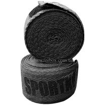 Боксерские бинты хлопок Sportko (1158-bk, черные)