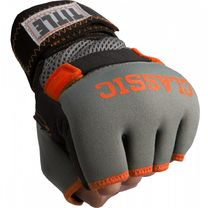 Бинт-перчатки Гелевые TITLE Classic Gel-X Wraps (ClGel-XW-OR, Оранжевый)