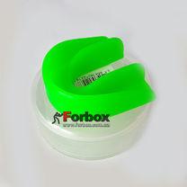 Капа односторонняя в футляре Twins MG-1-GN (adult, зеленый)
